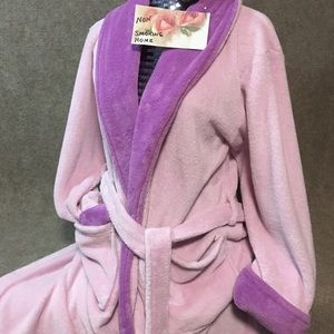 SOFT LONG ROBE BALI STUDIO COLLECTION SM/MED